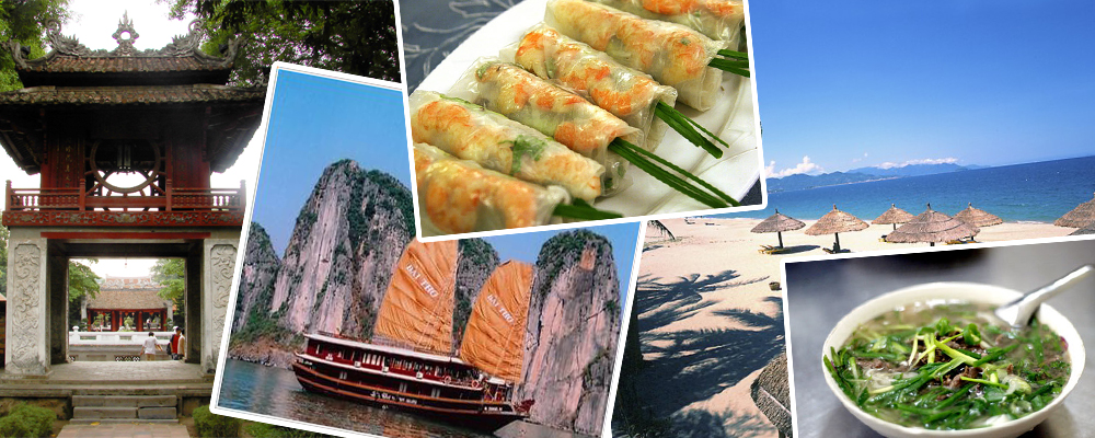 Vietnam – An Ideal Country for Gastronomic Tourism