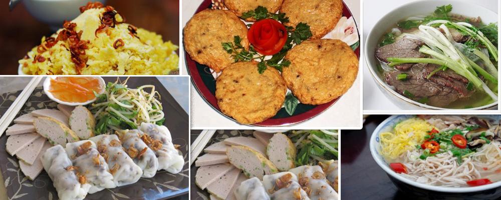 Top 5 must-try foods in Hanoi