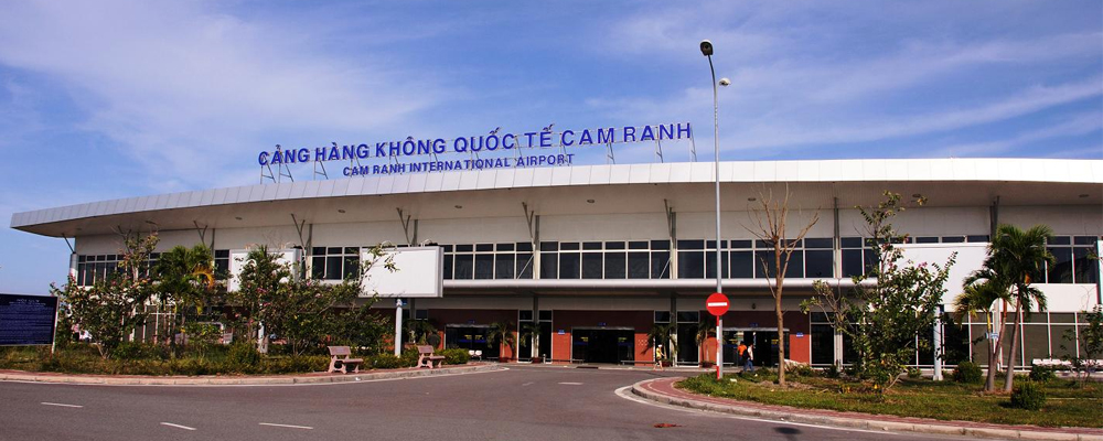 Get Vietnam visa stamped at Cam Ranh International airport