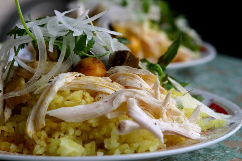 Pho Hoi chicken rice
