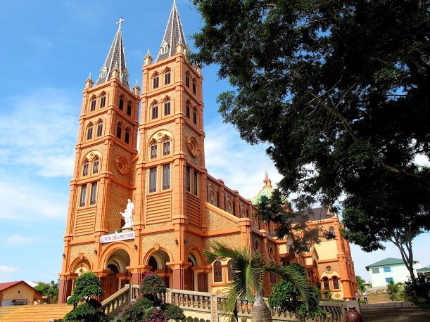 Buon Ho church