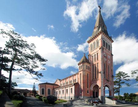 church in Vietnam, Top well-known churches in Vietnam