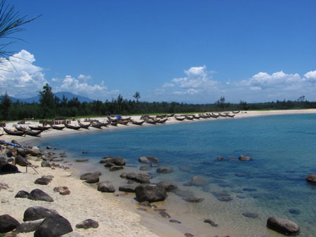 ham rong beach