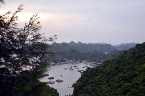 Cat Ba Island, visiting Cat Ba Island