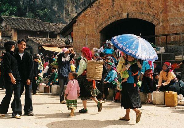 Pho Cao Market