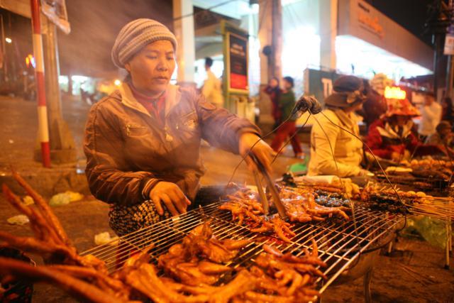 food in Da Lat