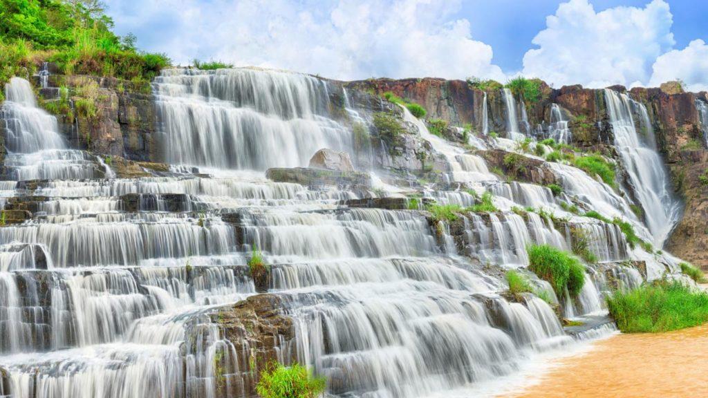 Pagour Waterfall