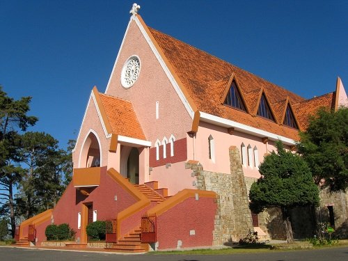 Top 5 must-see architectures in Da Lat City 1