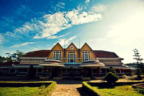 Top 5 must-see architectures in Da Lat City 4