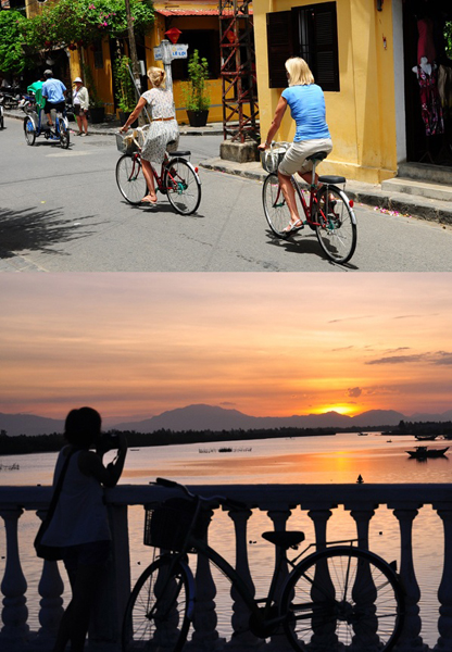 biking tour in Viet Nam