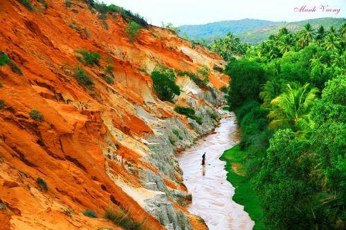 Fairy Stream ( Suoi Tien) Viet Nam