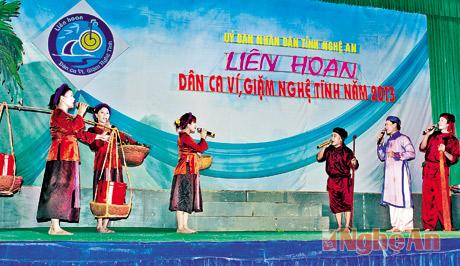 Vi-Dam folk song